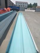 钢收边单层采光板